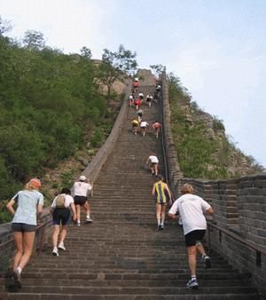 Huangyaguan Great Wall Marathon Beijing Attractions Sightseeing - Great wall marathon