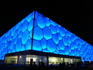 National Aquatics Centre (Water Cube)