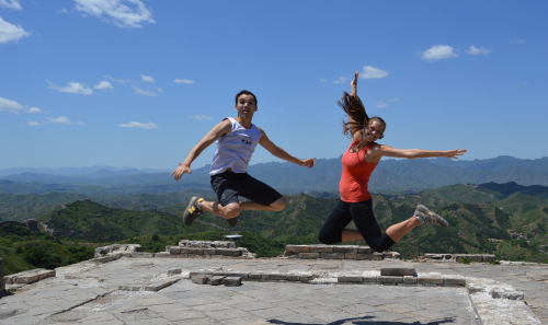Amazing Great Wall Hiking Tour