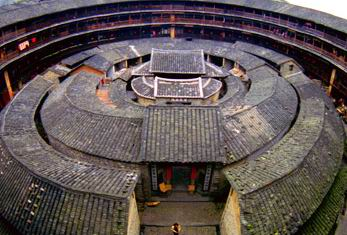 Yongding Hakka Earthen Building