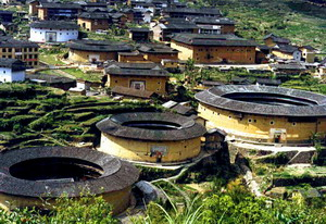 The Hakka Tulou in Yongding