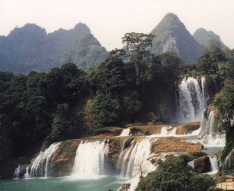 Green City Nanning and Detian Waterfall Tour