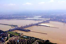 Yichang Three Gorges Dam Tour