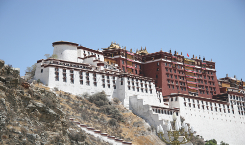 Tibet Hightlights Trekking from Ganden to Samye