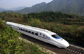 Beijing to Tianjin bullet train tour
