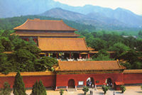 Badaling Great Wall & Ming Tombs (Changling)