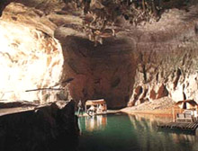 Crown Cave and Gudong Waterfall tour