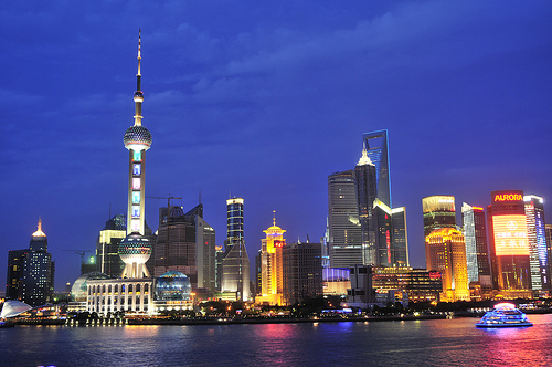 One Day Huangpu River Cruise & City Tour