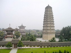 One Day Famen Temple & Qianling Mausoleum Tour