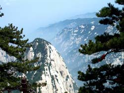 One Day Mt. Huashan Tour