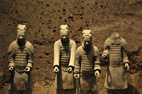 Half Day Terra-cotta Warriors Group Tour
