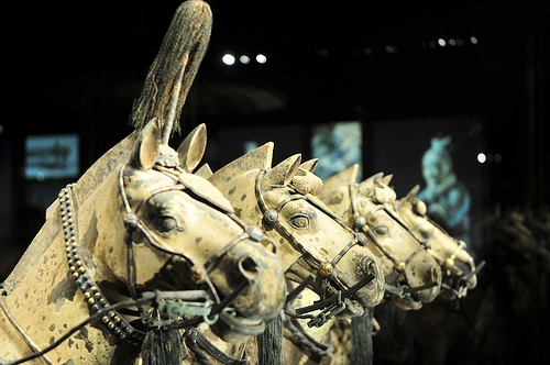 One Day Terra Cotta Warriors Tour