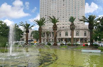 Marvelous Shanghai Okura Garden Hotel Design
